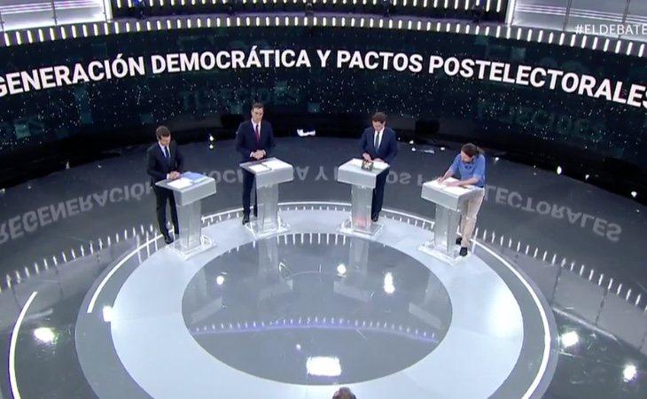 El bloque de PACTOS se basa en reproches: corrupción, EREs, moción de censura, separatismo...