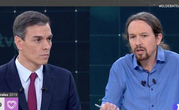 Pablo Iglesias se pica con Pedro Sánchez por no aclarar si pactaría con Ciudadanos