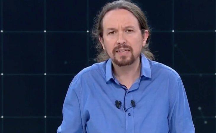 Pablo Iglesias interpela a los indecisos y se presenta como único partido capaz de cambiar las cosas