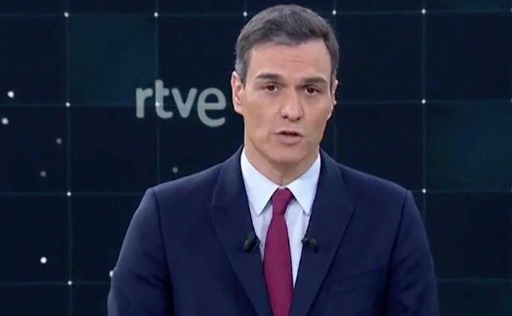 Pedro Sánchez pide el voto apostando