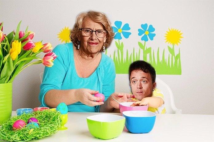 Viendo el debate, a Manuela Carmena y a Íñigo Errejón se les ha hecho tarde para la cena