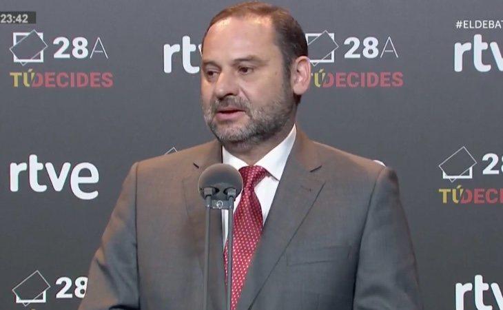 Ábalos (PSOE):