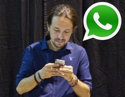 WhatsApp cierra la cuenta de Podemos con sus simpatizantes a pocos días de las elecciones