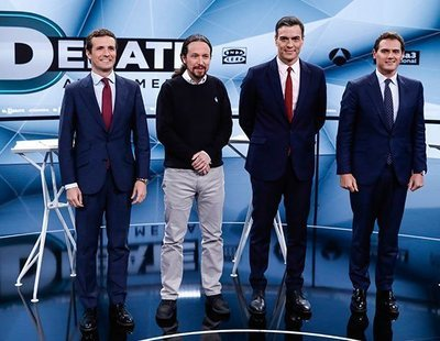 El debate decisivo de Atresmedia, el gran acto de campaña de cara al 28-A