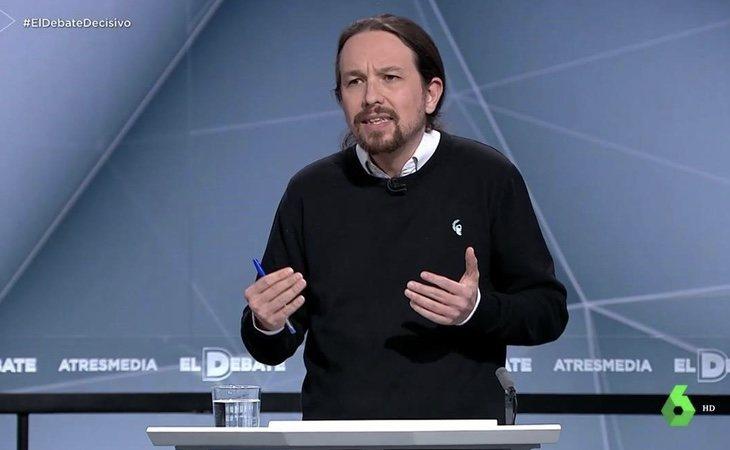 Iglesias supo transmitir con efectividad su mensaje y presencia con un simple jersey: gran acierto