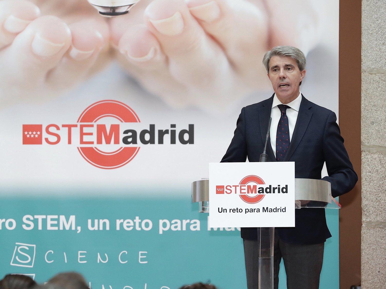 Ángel Garrido, el sucesor de Cifuentes, abandona el PP y ficha por Ciudadanos para Madrid