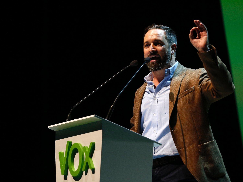 Así son las propuestas de VOX en materia de Hacienda: solo benefician a las rentas altas