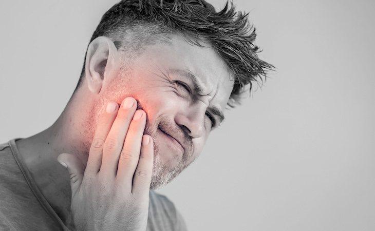 El carbón activado puede provocar sensibilidad dental
