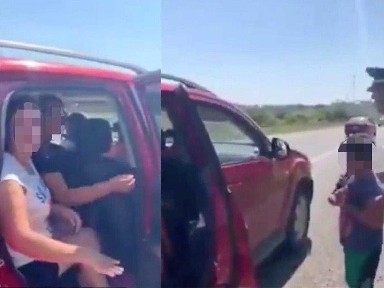 Detienen a unos padres tras olvidar a su hijo en una gasolinera