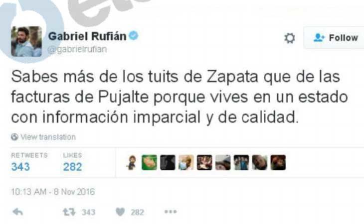 Copiando a Gabriel Rufián