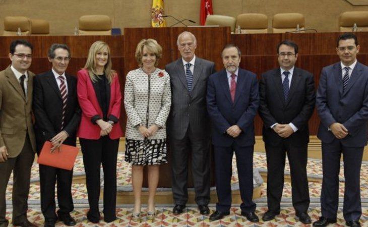 El Gobierno de Aguirre y destacados miembros del partido habrían recibido prebendas por parte del empresario