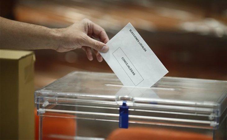 Dato de participación a las 14H: ha votado el 44,81% de los electores, más de ocho puntos respecto a 2016