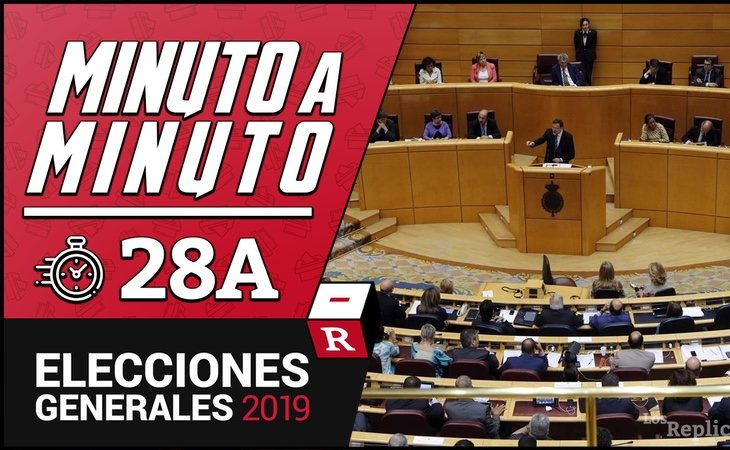 El PSOE casi triplica su representación en el Senado y el PP la reduce a la mitad