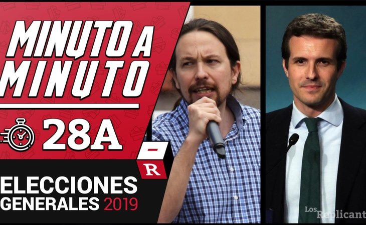 El PP consigue tres escaños menos que Podemos en 2016