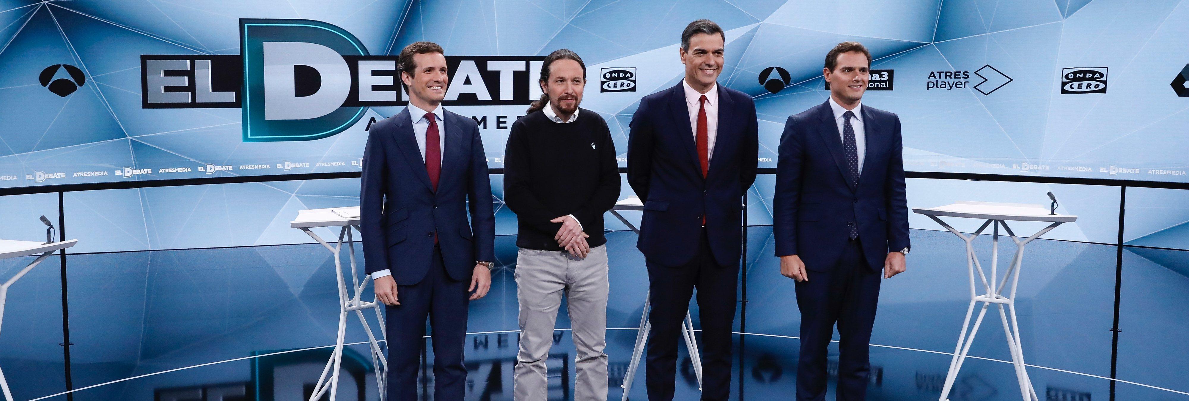 Las elecciones del 28-A, una jornada decisiva para el futuro de España