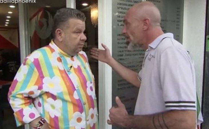 Chicote ha discutido con varios dueños de los restaurantes a los que acude