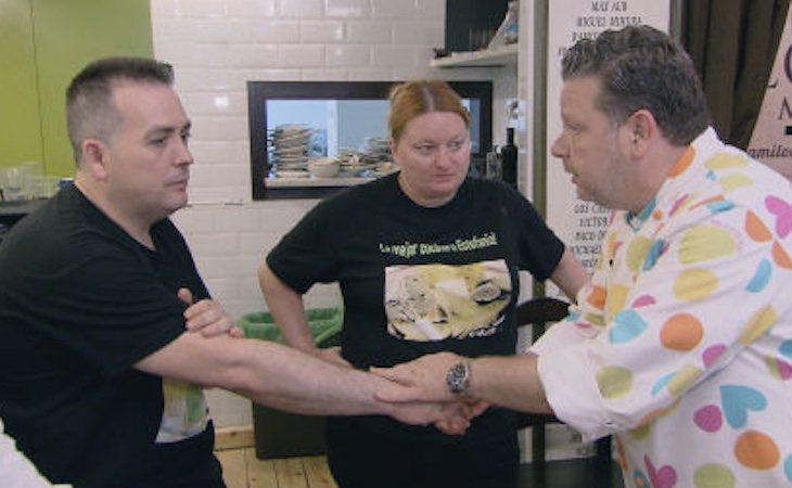 Alberto Chicote ofrece su ayuda a los dueños que sufren una crisis en sus restaurantes