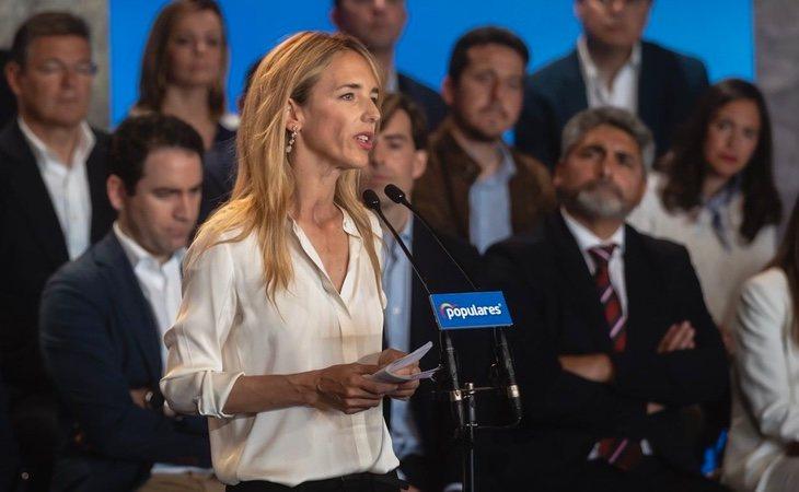 Cayetana Álvarez de Toledo asegura que VOX