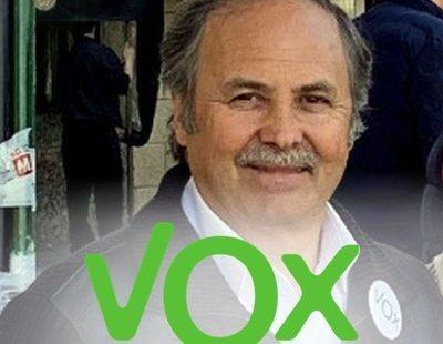 """Un candidato de VOX recita un poema homófobo: """"Dejen el mariconeo y pónganse a trabajar"""""""