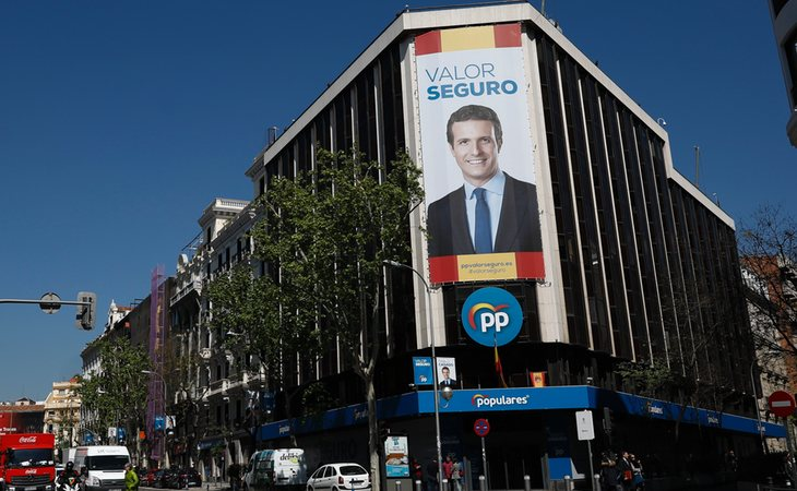 Génova, sede del PP