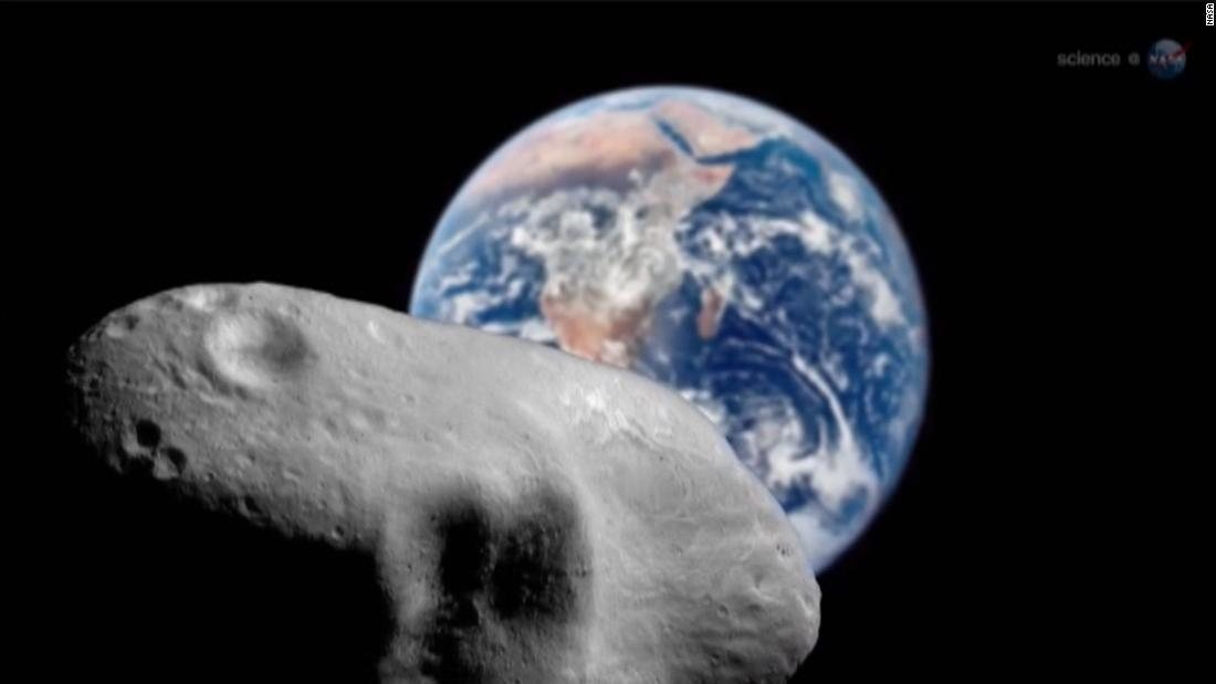 El asteroide 2019 PDC amenaza la Tierra