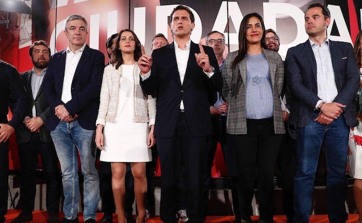 Ciudadanos podría robarle 2 escaños al PSOE