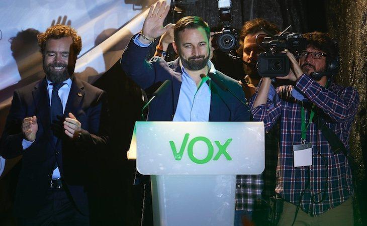 VOX podría ganar un escaño en el Congreso