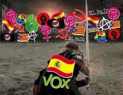 Warner Bros acusa a VOX de usar una imagen de 'ESDLA' en una campaña de odio
