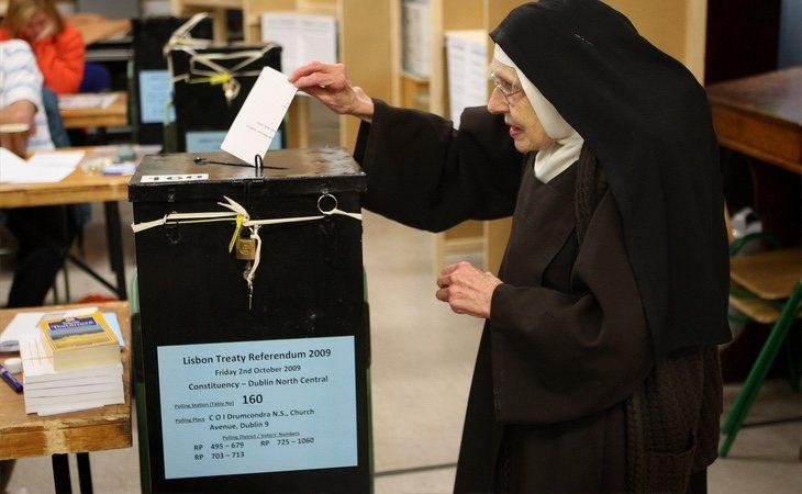 La religiosa modificó el voto de los ancianos a pesar de sus peticiones, según los testigos |Imagen de archivo GTRES