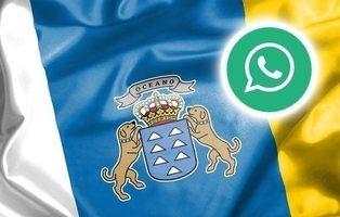El polémico motivo por el que Canarias es la única autonomía que aparece en los emojis de WhatsApp