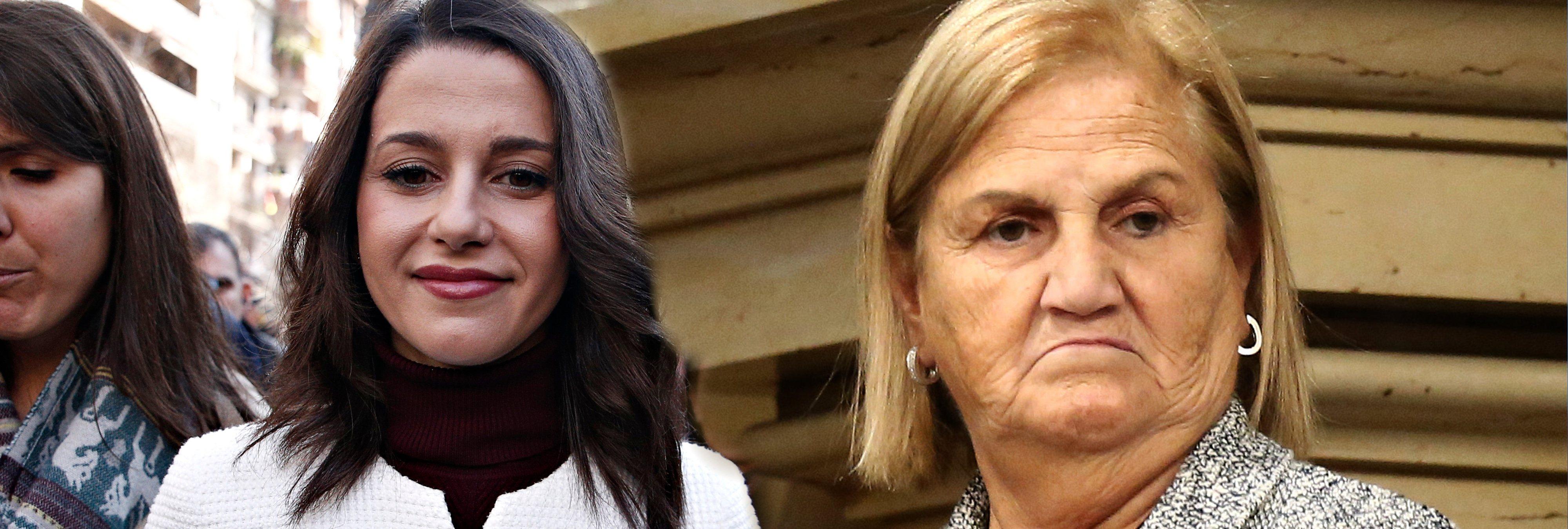 La expresidenta del Parlament compara la llegada de Arrimadas al Congreso con exportar cerdos