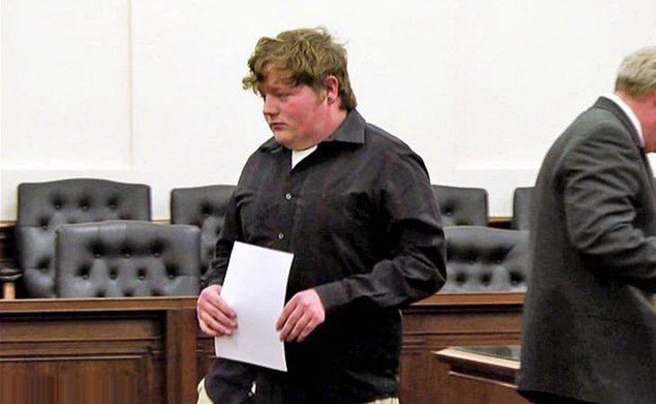 El joven evitará la cárcel tras pagar una fianza de 1.425 dólares