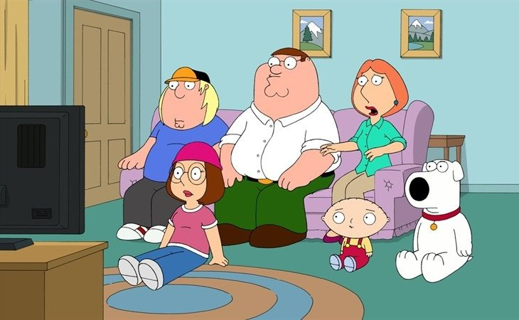 Protagonistas de 'Padre de familia'