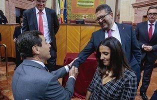 La Junta concede los datos sobre trabajadores de Violencia de Género a VOX tras las elecciones