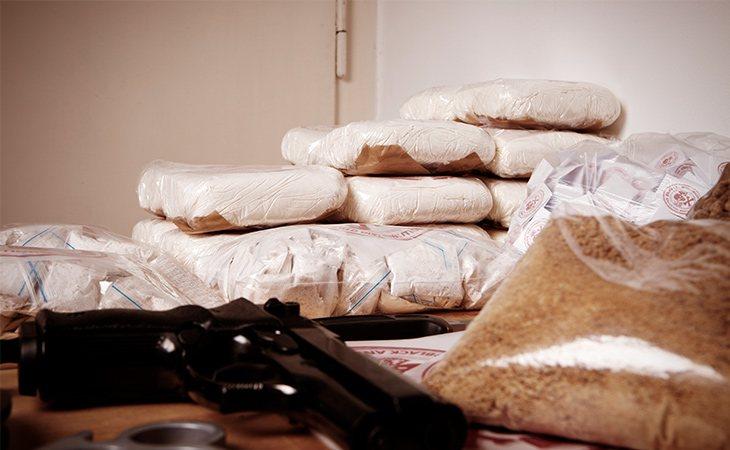 La guerra contra el narcotráfico iniciada en 2006 ha traído muchos problemas de seguridad