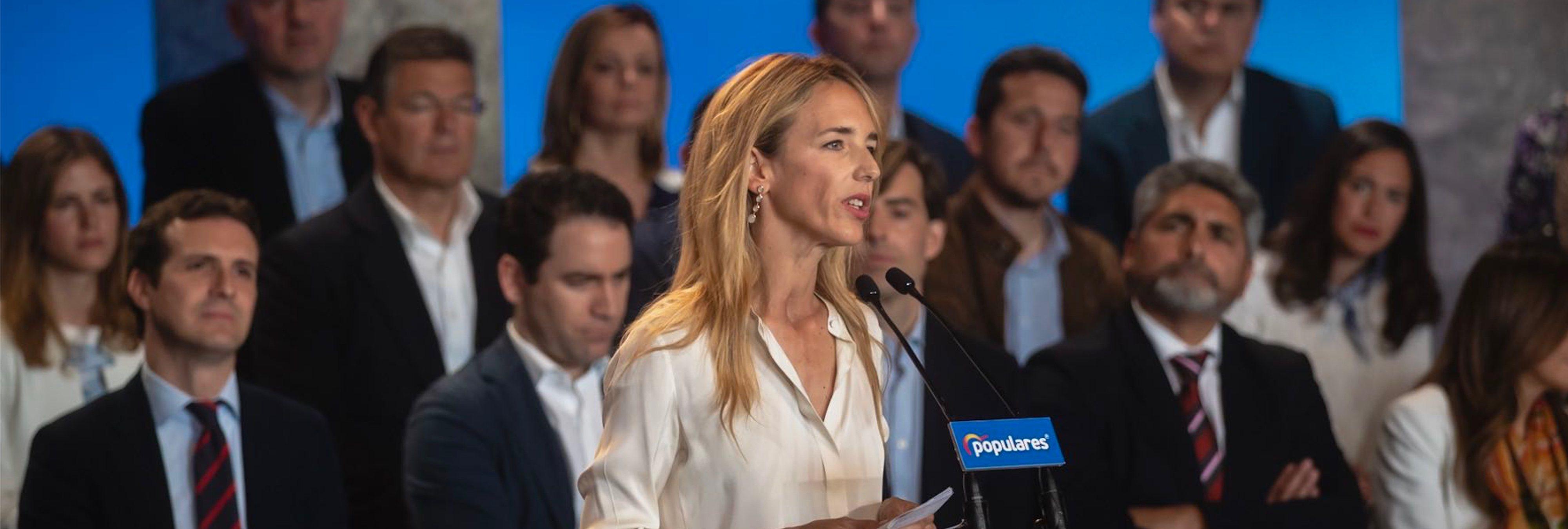 """Cayetana Álvarez de Toledo (PP): """"No sé qué es la moderación"""""""