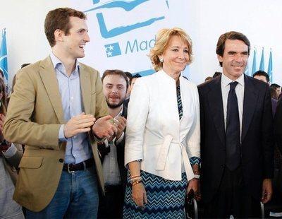 """""""Cayetana, Aznar y Esperanza han secuestrado a Pablo Casado, es imposible hacer cambios"""""""