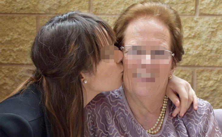 Natalia engañaba a amigos de su edad e incluso a sus abuelos | Facebook