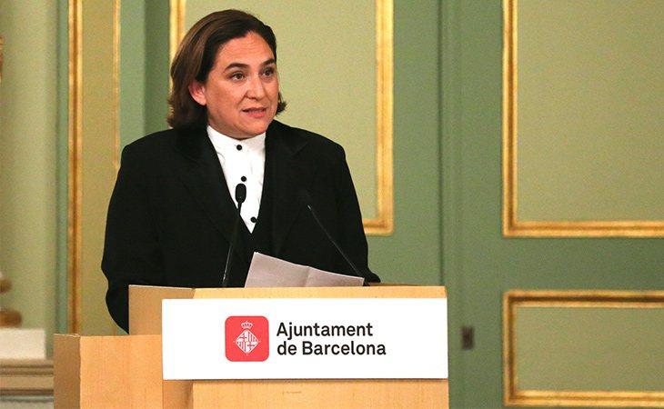 Bou ha criticado a Ada Colau, al PSOE, a Ciudadanos, a la Generalitat y al Gobierno de España