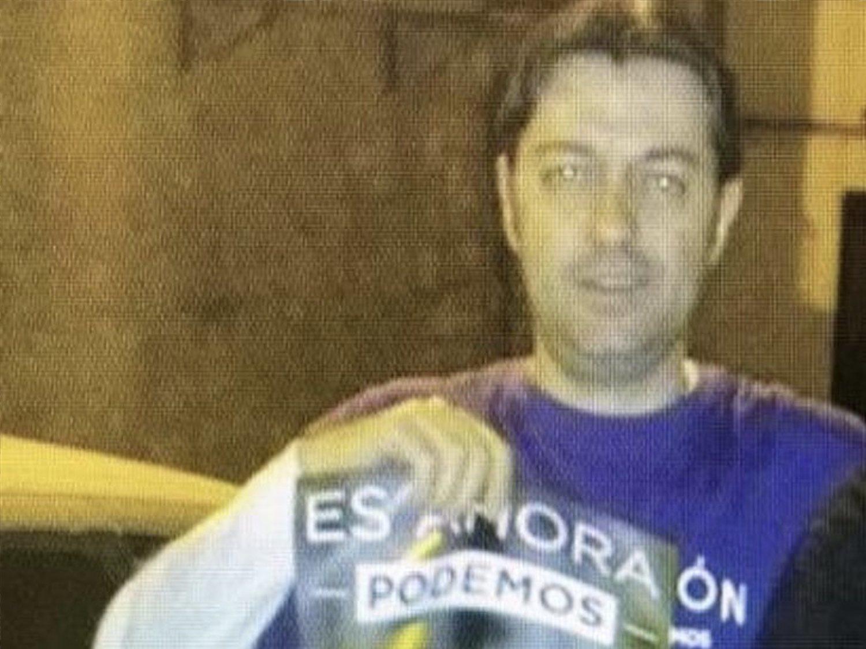 Javier Moya, el político que pasó en cuatro años de liderar Podemos a presentarse por VOX