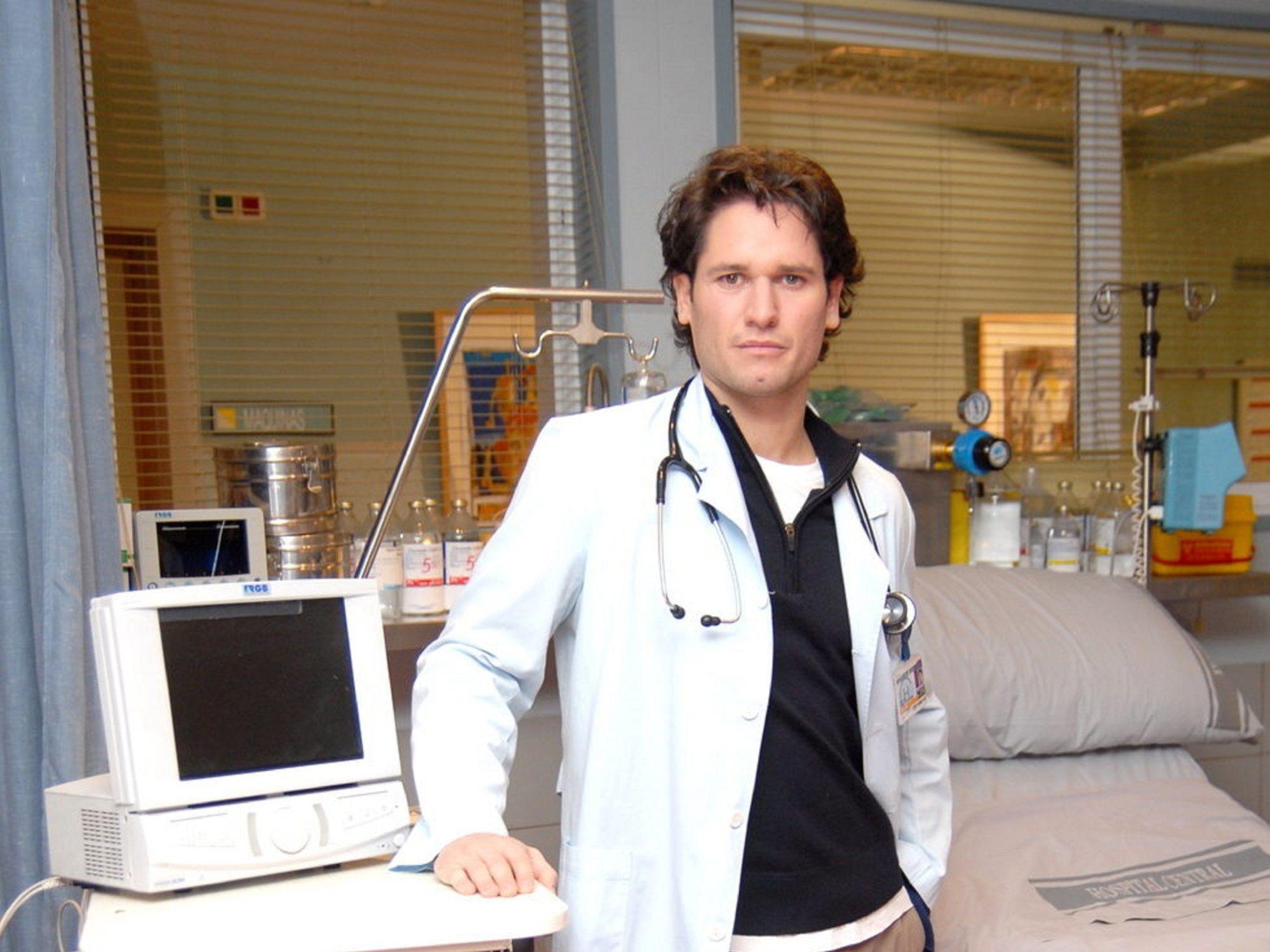 ¿Qué fue del actor que interpretó a Javier Sotomayor en 'Hospital Central'?