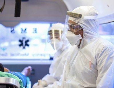 Muere un matrimonio infectado de peste bubónica en un avión tras comer un filete de carne