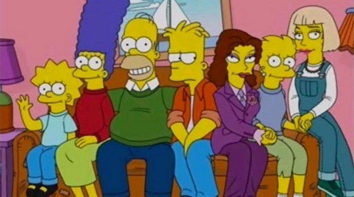 Lisa Simpson apuesta por el poliamor