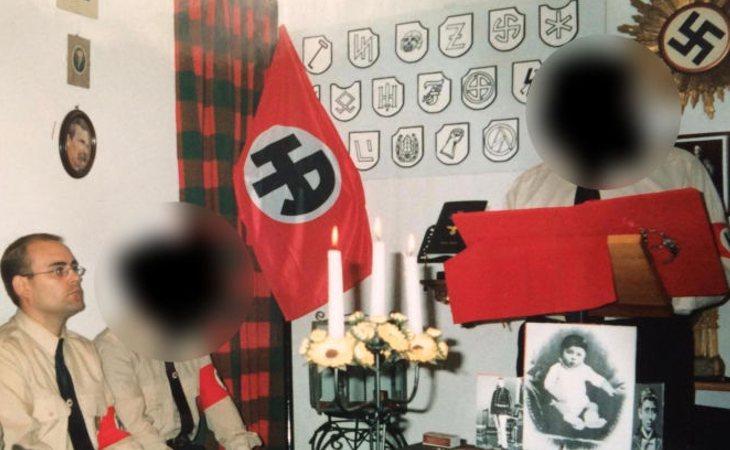 Jorge Bonito fue dirigente de una organización nazi