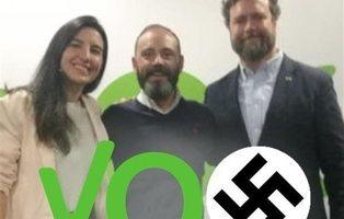 VOX lleva en sus listas de Alcalá de Henares al exdirigente de un grupo nazi