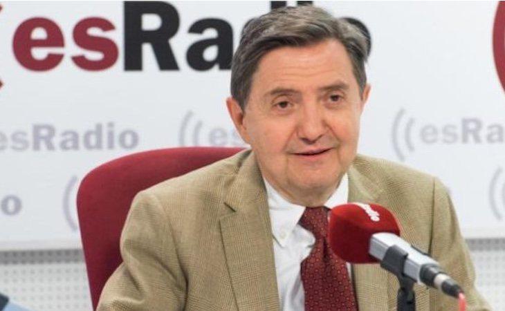 Losantos insultó a Bescansa en su programa en EsRadio