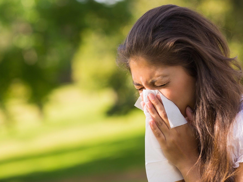 Tener sexo puede ser la solución a la alergia primaveral