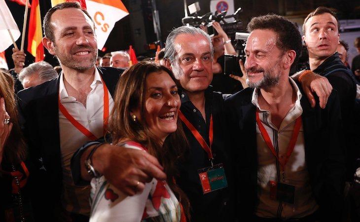 Marcos de Quinto consiguió su puesto en el Congreso de los Diputados el 28A