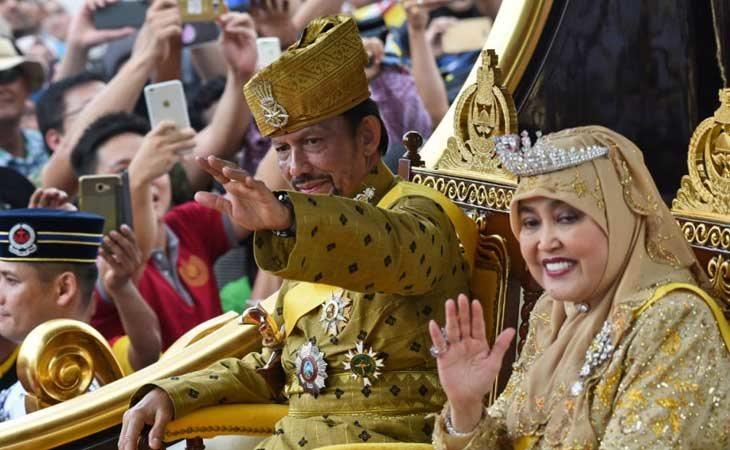 El sultán y su mujer