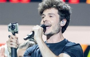 Así es la puesta en escena de Miki: España recupera el pulso a Eurovisión